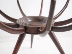 Carlo de Carli Wooden Spider Leg Coffee Table by Carlo de Carli - 1397972
