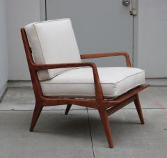 Carlo di Carli Mid Century Modern Lounge Chair and Ottoman - 1591157
