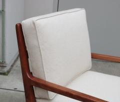 Carlo di Carli Mid Century Modern Lounge Chair and Ottoman - 1591159