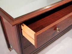 Carlo di Carli Rare Pair Three drawer commodes - 903273