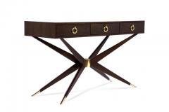 Carlos Solano Granda Walnut Sputnik Console Table - 327190