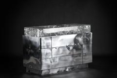 Carlyle Collective Aqua Bathroom Vanity - 639290