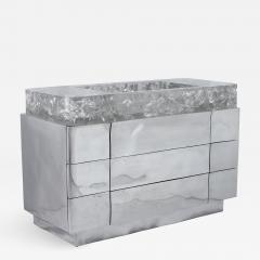 Carlyle Collective Aqua Bathroom Vanity - 641497