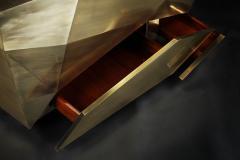 Carlyle Collective Popova Brass Bathroom Vanity - 639265