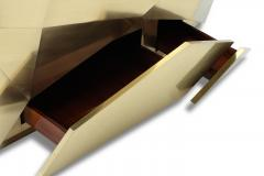Carlyle Collective Popova Brass Bathroom Vanity - 639272