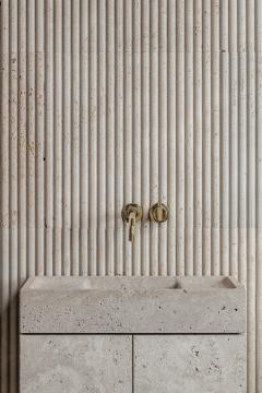 Carlyle Collective Rocco Stone Bathroom Vanity - 1701069