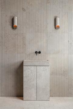 Carlyle Collective Rocco Stone Bathroom Vanity - 1701071