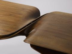 Carol Egan Sculptural Twist Coffee Table - 1154698