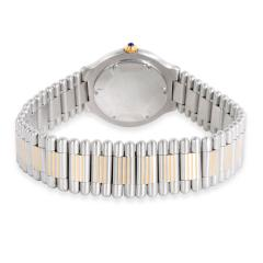Cartier 21 21 Unisex Watch in Stainless Steel Gold Plate - 1365294