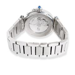 Cartier Pash GMT W31093M7 Men s Watch in Stainless Steel - 1365231