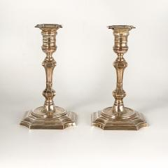 Cartier Sterling Candlesticks A Pair - 1646694