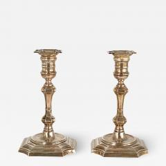Cartier Sterling Candlesticks A Pair - 1648078