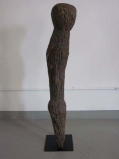 Carved Aftican Wood Sculpture from Togo - 1876846