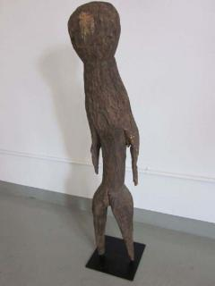 Carved Aftican Wood Sculpture from Togo - 1876847