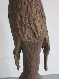 Carved Aftican Wood Sculpture from Togo - 1876848