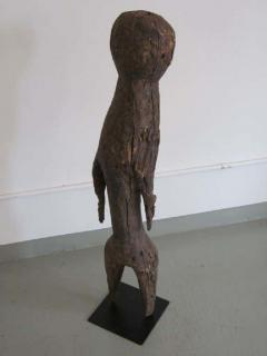 Carved Aftican Wood Sculpture from Togo - 1876849