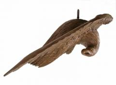 Carved American Eagle with Exceptional Form Craftsmanship and Scale - 637898