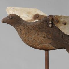 Carved Eagle Whirligig - 135334