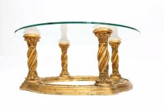 Carved Giltwood Coffee Table - 266004