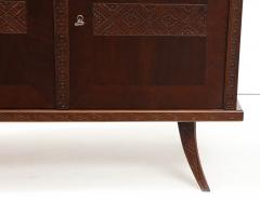 Carved Mexican Cabinet - 1455576