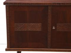 Carved Mexican Cabinet - 1455579