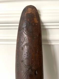 Carved Wood Aboriginal Shield Western Australia - 1961470