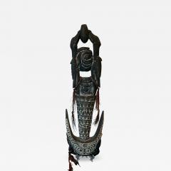 Carved Wood Hook Figure Papua New Guinea - 1971008