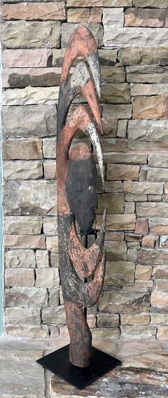 Carved Wood Yipwon Figure from Papua New Guinea - 2131401