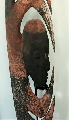 Carved Wood Yipwon Figure from Papua New Guinea - 2131403