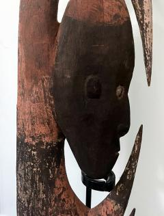 Carved Wood Yipwon Figure from Papua New Guinea - 2131405