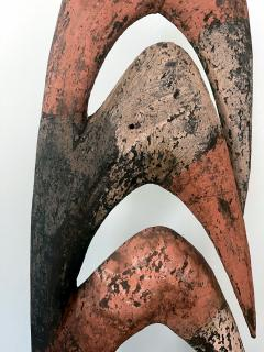 Carved Wood Yipwon Figure from Papua New Guinea - 2131408