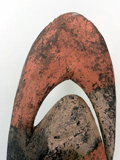 Carved Wood Yipwon Figure from Papua New Guinea - 2131412