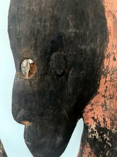 Carved Wood Yipwon Figure from Papua New Guinea - 2131414
