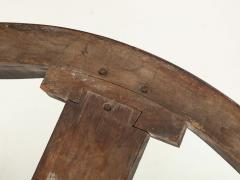 Carved and Ebonized Anglo Indian Center Table - 1268465