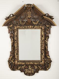 Carved and Parcel Gilt Mirror - 590264