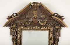 Carved and Parcel Gilt Mirror - 590265
