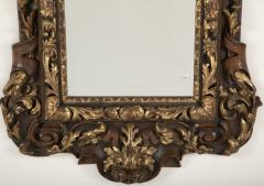 Carved and Parcel Gilt Mirror - 590266