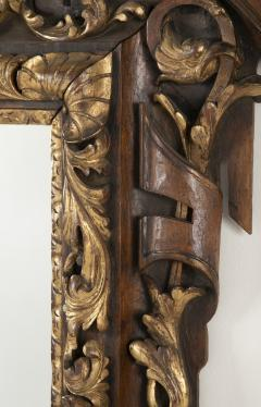 Carved and Parcel Gilt Mirror - 590267