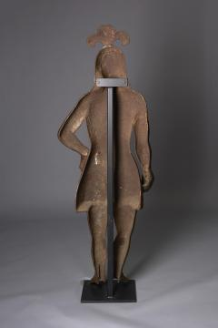 Cast Iron Figure of an Indian - 1042960