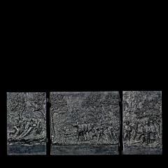 Cast Iron Fireback Panels - 321047