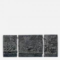Cast Iron Fireback Panels - 353272