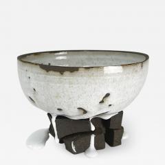 Catherine Bonte Navarrot MAGMA MA 01 Ceramic Bowl - 1985851