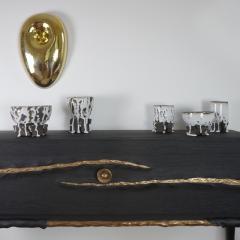 Catherine Bonte Navarrot MAGMA MA 05 Ceramic Bowl - 1984738