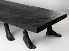 Cecile Ballureau MARCHE OU LA ROUTE TE MENE Low Table - 604958