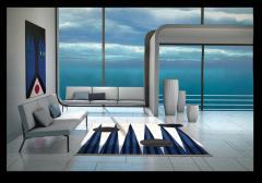 Cecilia Setterdahl Art Money Blue - 1571499