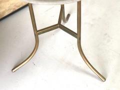 Cedric Hartman Cedric Hartman Bronze Side Table - 1397747
