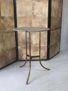 Cedric Hartman Cedric Hartman Bronze Side Table - 1397753