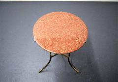 Cedric Hartman Cedric Hartman Marble Side Table - 1468469
