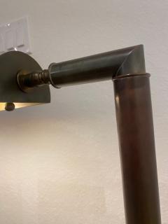 Cedric Hartman MODERNIST PAIR OF TELESCOPING BRASS FLOOR LAMPS IN THE MANNER OF CEDRIC HARTMAN - 1684677