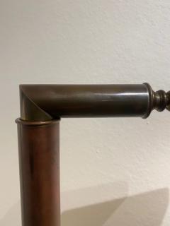 Cedric Hartman MODERNIST PAIR OF TELESCOPING BRASS FLOOR LAMPS IN THE MANNER OF CEDRIC HARTMAN - 1684678